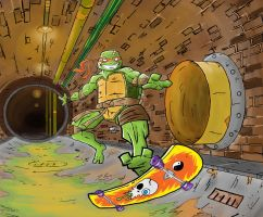 Mikey! by MattCarberry