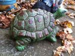 Turtle statue 2 by AnaturalBeauty