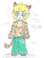 Tiechi in a Jumper by Kittychan2005