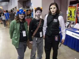 Homestuck and Repo! The Genetic Opera by The-1One