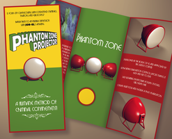Phantom Zone Projector brochure by AbelMvada