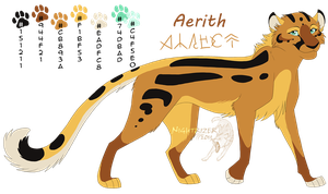 CSE cheetah design by Nightrizer