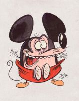 Mickey Mouse by Themrock