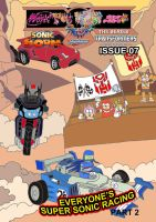 Sonic Boom and Transformers Legends Issue #07 by isaacyeap
