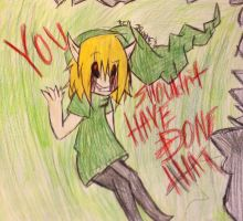 You Shouldn't Have Done That by FallenAngelKayaxx5
