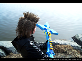 Demyx by the water... by NailoSyanodel