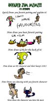 Some Invader Zim meme XD by Koala-Sam