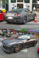 Wrapped GT-R by gupa507