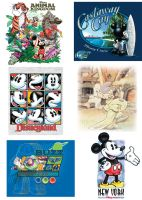 Disney Tee Graphics 1 by stlcrazy