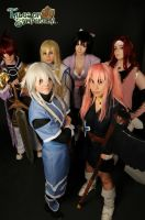 Tales of Symphonia by sabbathlegend
