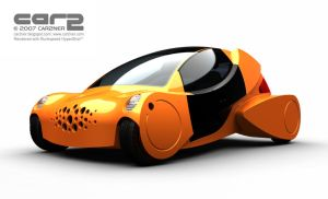 Car2 Project: concept car by car2ner