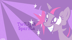 Twilight Sparkle Wallpaper by JeremiS