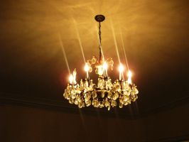 Chandelier - Stock by Desperation-Stock
