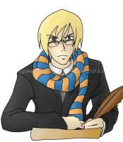 Ravenclaw Draco by summer1716