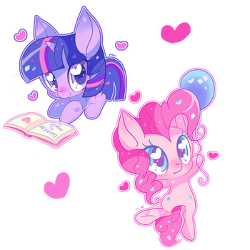 My Little Cuties by Ipun