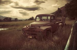 Rocky Mountain Truck by RollingFishays