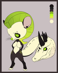 chibi Tailhead adopt [CLOSED] by Kemikel