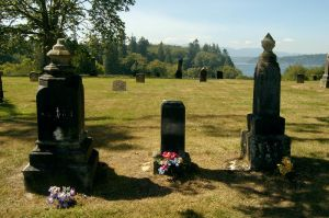 Port Gamble Cemetery 6 by Guardian0660