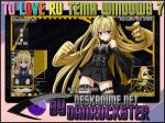 Konjiki no Yami Theme Windows 7 by Danrockster