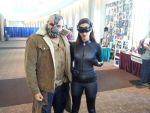 TDKR: Bane and Catwoman by Romantically-Geeky