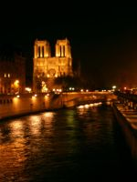Notre Dame II by floratatouille