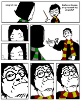 Harry Potter Card Crusher by RACHUL