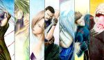 7 Deadly Sins by Linake