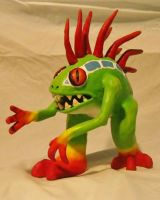The Murloc by bummblebird