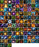 Macro Icon Pack from Diablo 3 by Goblinounours