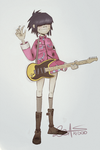 Noodle Phase 2 by 23A-Skidoo