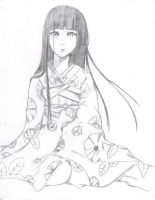 Ai-Hell Girl by PandaG
