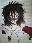 Jeff the Killer by NepetaLegion