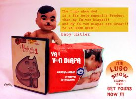Baby Hitler approves this product !!! by Makinita
