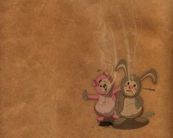 bunny - repuked. by buka69