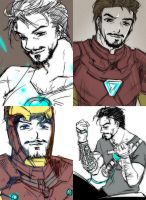 ironman 3 release today!!!!!!! by baveyoon