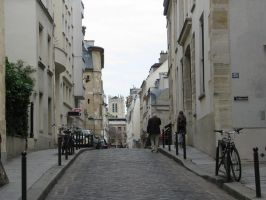 Place 247 - street in Paris by Momotte2stocks