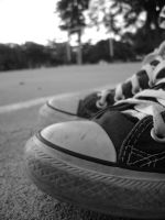 Converse. by CathRaz