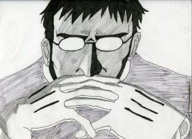 MTAC sale pic 2 - Gendo by xbsquirrel