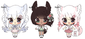 |CLOSED| Droplet QUICK Auction (Paypal) by HoshiAi