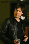 Damon Salvatore by MoRbiD-ViXeN
