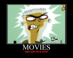 Ed-Pic Face: C'mon Ed this movie stinks! by GameTagger457