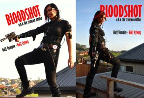 Introducing: Bloodshot by inthehouseofwolves