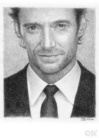 Hugh Jackman by Susie-K