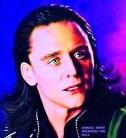 Loki - Burdened with Glorious Purpose IV by AdmiralDeMoy