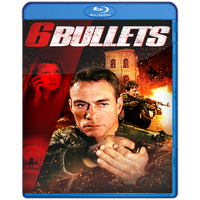 6 Bullets Movie Folder Icon by ThaJizzle