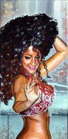Belly dance Goddess by Robus2