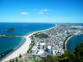 Mount Maunganui by Relphien