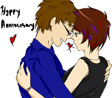 .::Anniversary Collab::. by Scoric