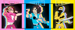 Starbomb - Player Select by MsGDance