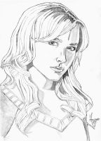 Claire Bennet by Ruze789